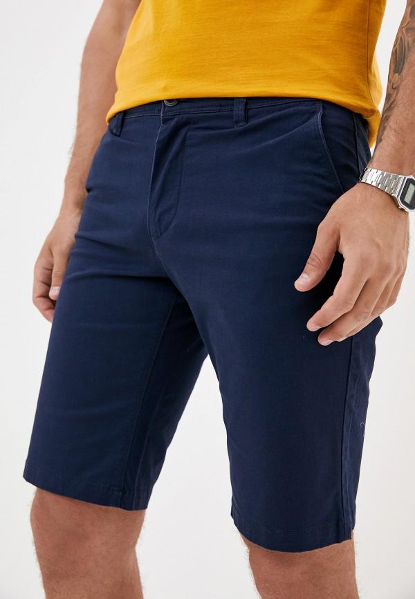 мужские повседневные шорты van hipster, синие