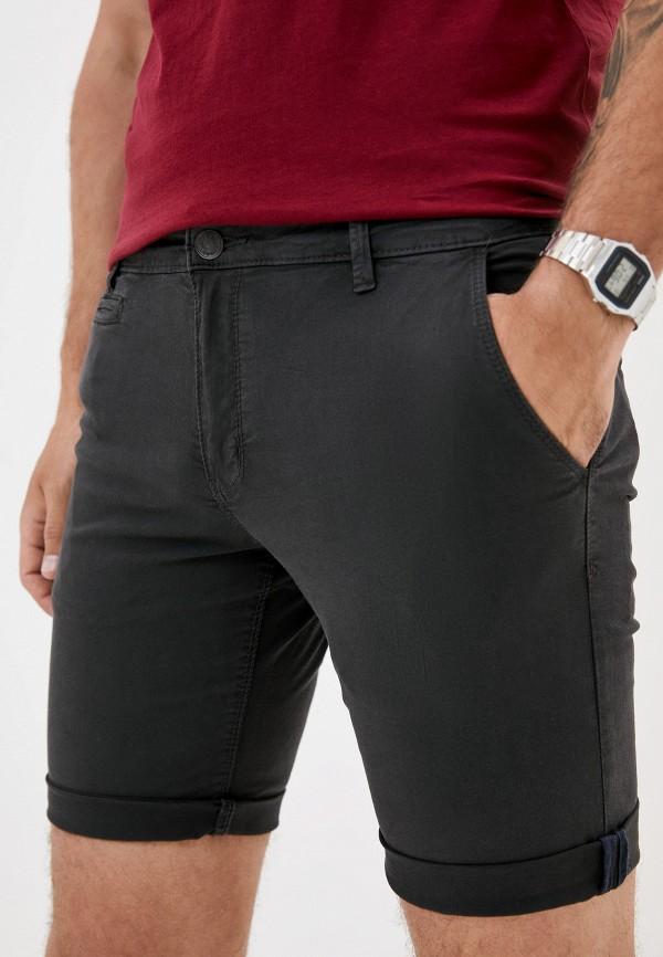 мужские повседневные шорты van hipster, серые