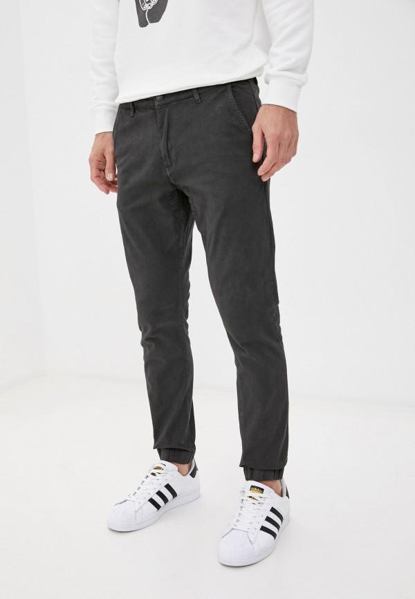 мужские повседневные брюки van hipster, серые
