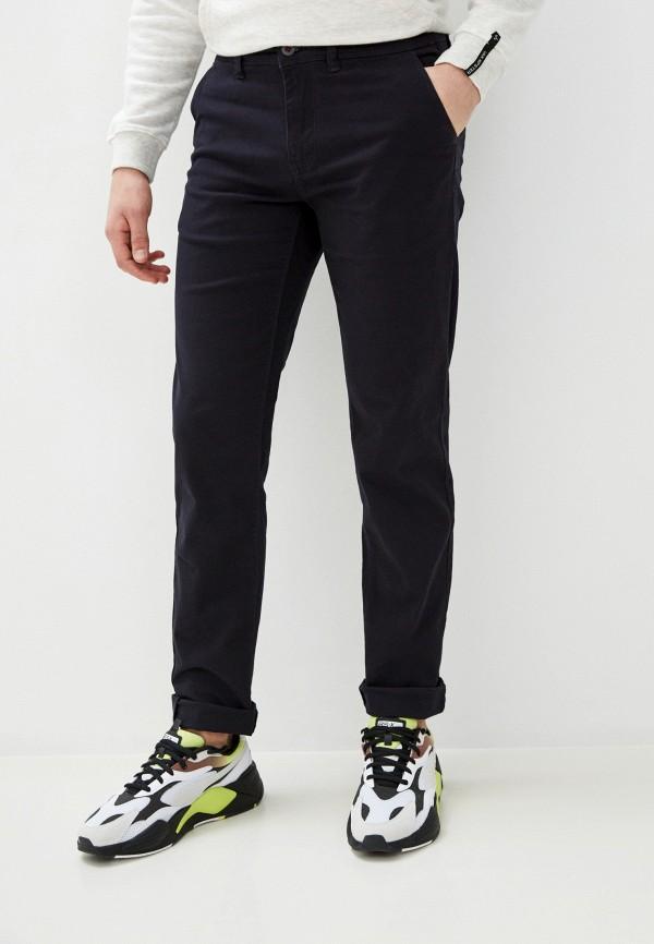 мужские повседневные брюки van hipster, синие