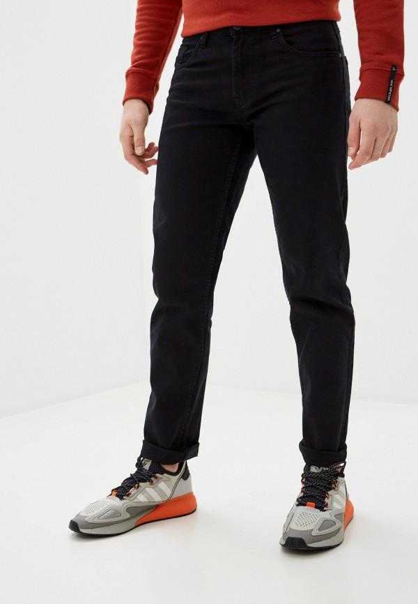 мужские прямые джинсы van hipster, черные