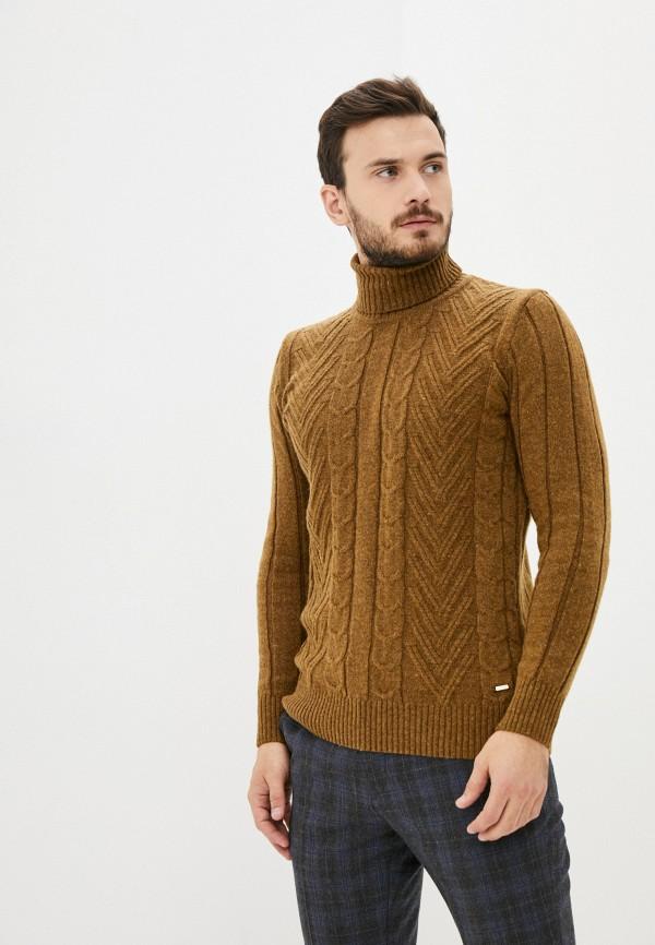 мужской свитер van hipster, коричневый