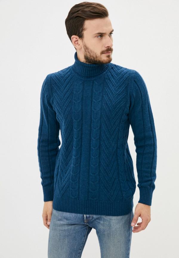 мужской свитер van hipster, синий