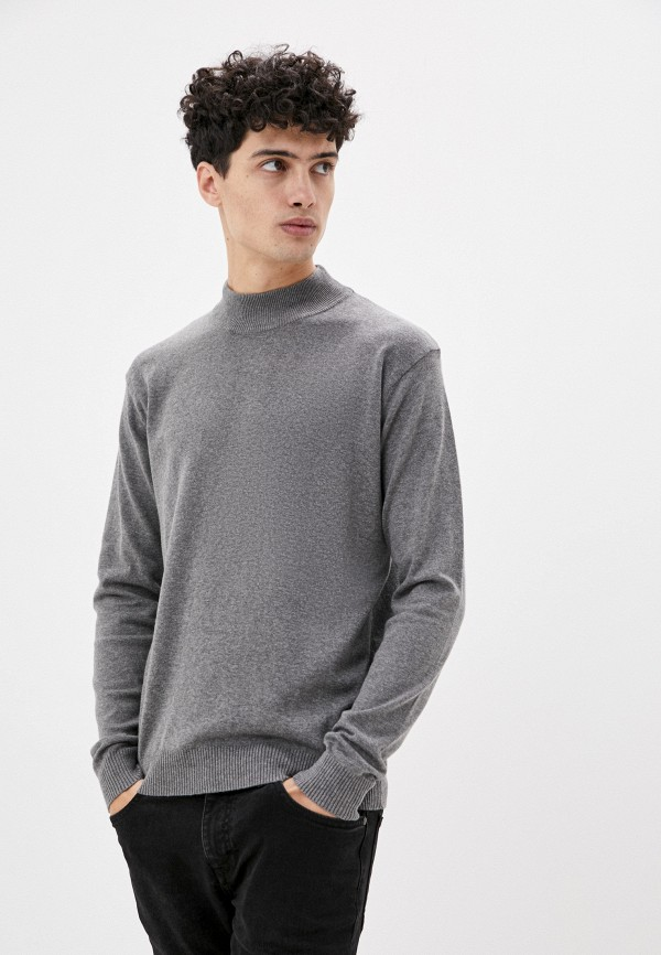 мужской джемпер van hipster, серый