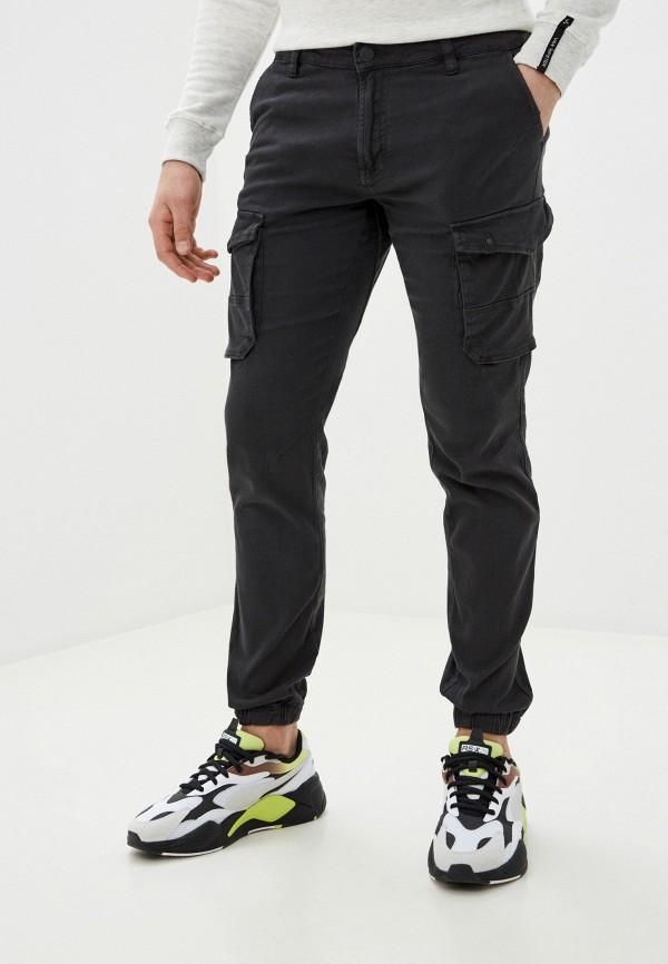 мужские брюки van hipster, серые