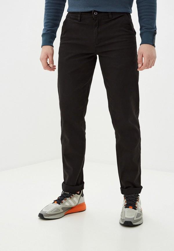 мужские повседневные брюки van hipster, черные
