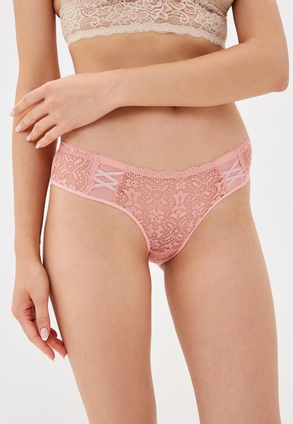 женские трусы-слипы valentin-secret, розовые
