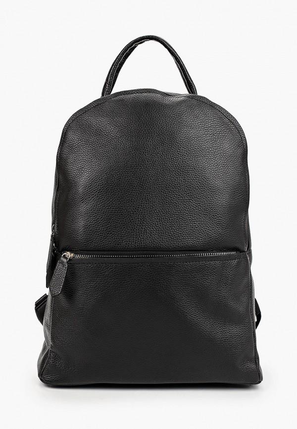 женский рюкзак valeria vinci, черный