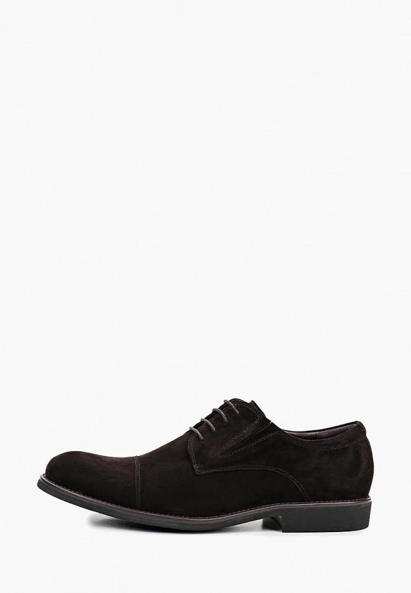 мужские туфли valor wolf, коричневые