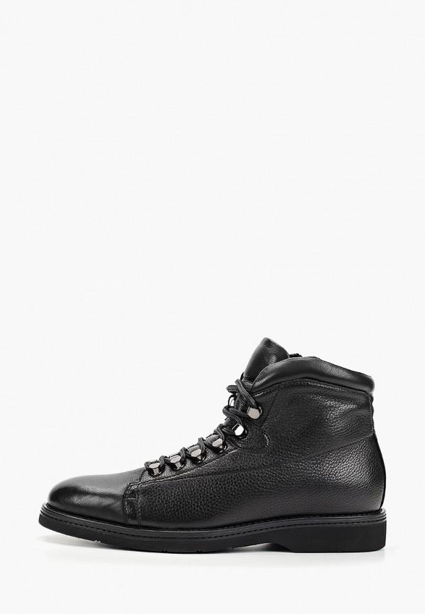 мужские высокие ботинки valor wolf, черные