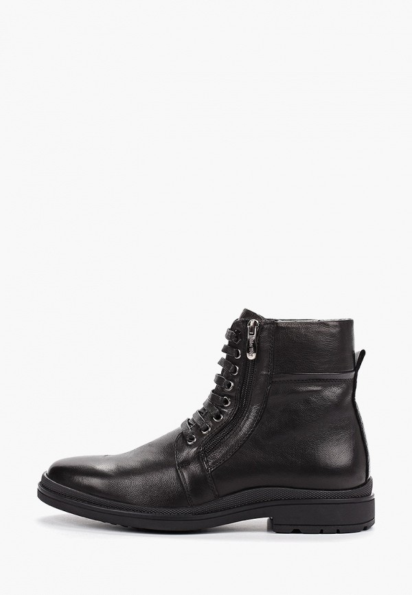 мужские ботинки valor wolf, черные