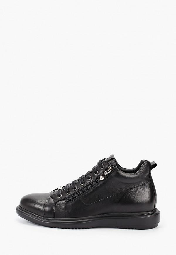 мужские низкие ботинки valor wolf, черные