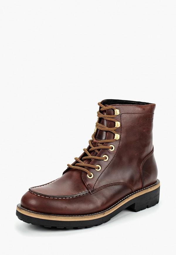 мужские высокие ботинки vagabond, коричневые