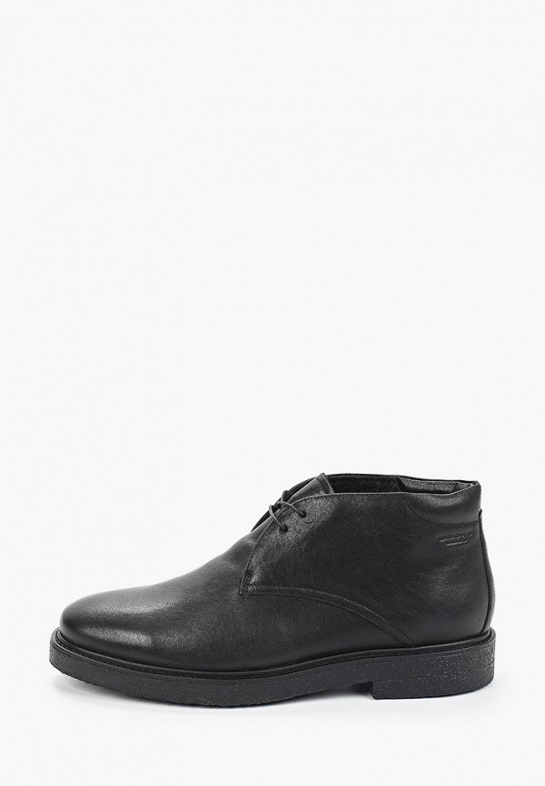 мужские высокие ботинки vagabond, черные