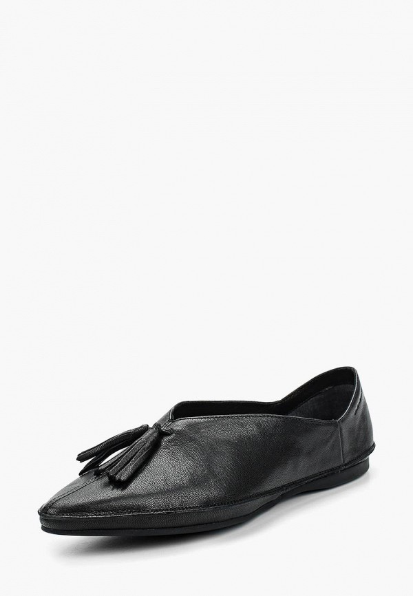 Купить Закрытые туфли, Туфли Vagabond, va468awaatn7, черный, Весна-лето 2019