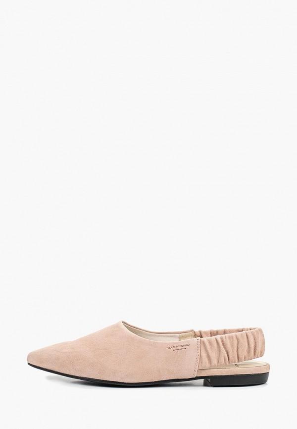 Туфли с открытой пяткой Vagabond