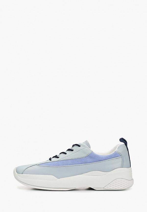 женские кроссовки vagabond, голубые