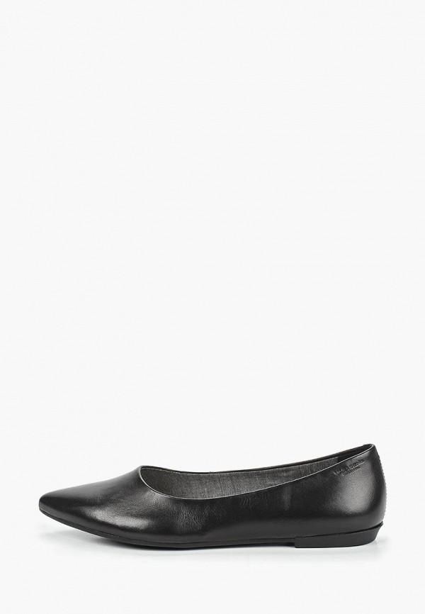 женские туфли vagabond, черные