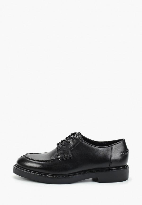 женские ботинки vagabond, черные