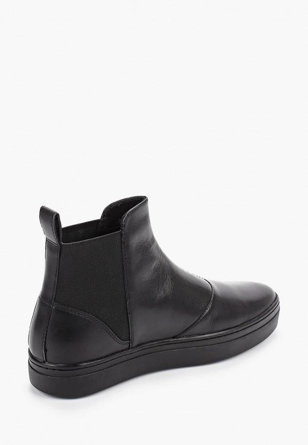 Фото 3 - женские ботинки и полуботинки Vagabond черного цвета