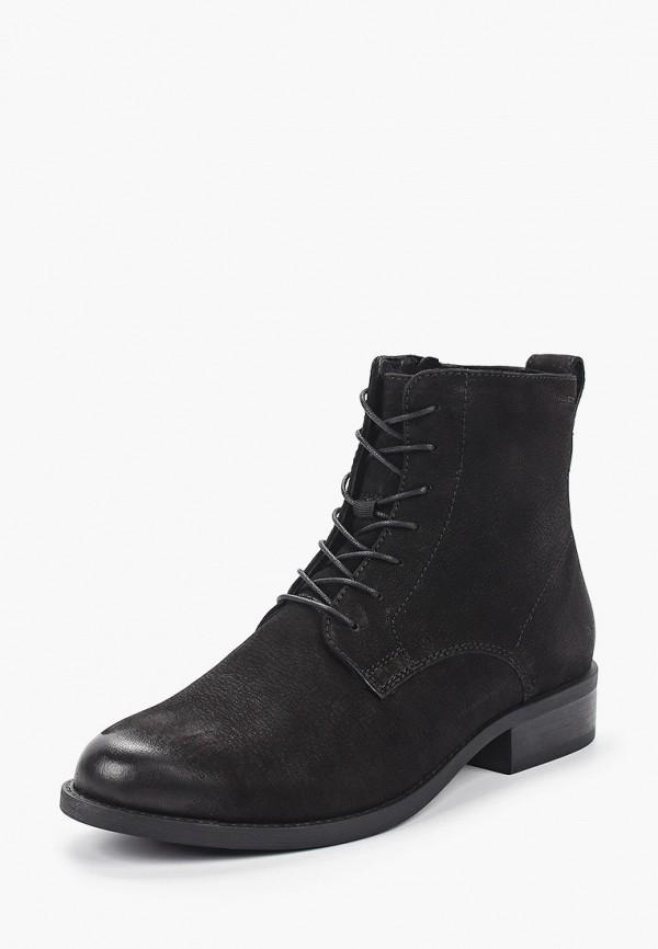 Фото 2 - женские ботинки и полуботинки Vagabond черного цвета