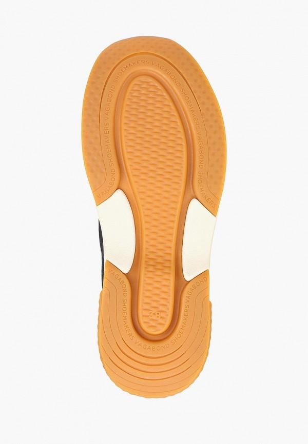 Фото 5 - женские кроссовки Vagabond черного цвета