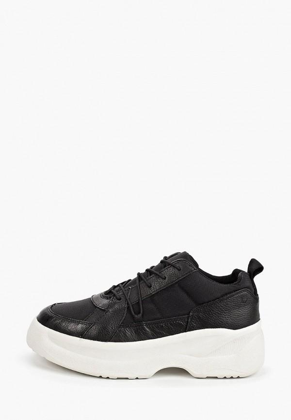 женские кроссовки vagabond, черные