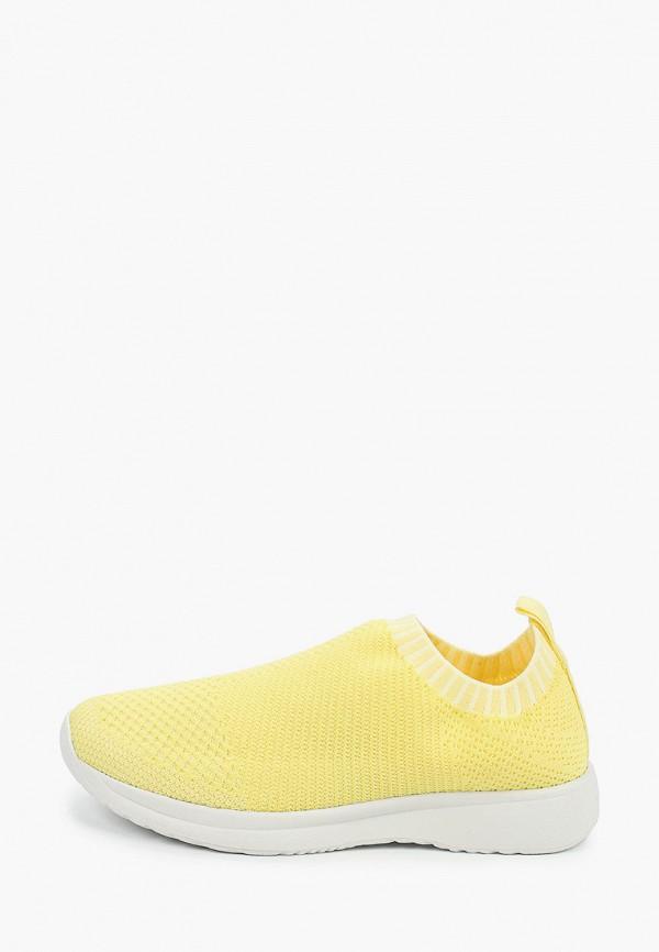 женские кроссовки vagabond, желтые