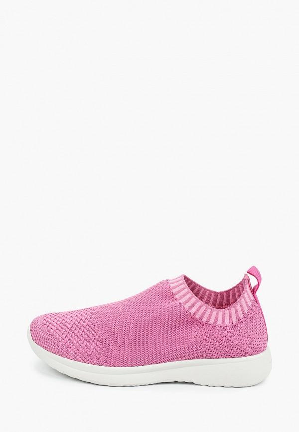 женские низкие кроссовки vagabond, розовые