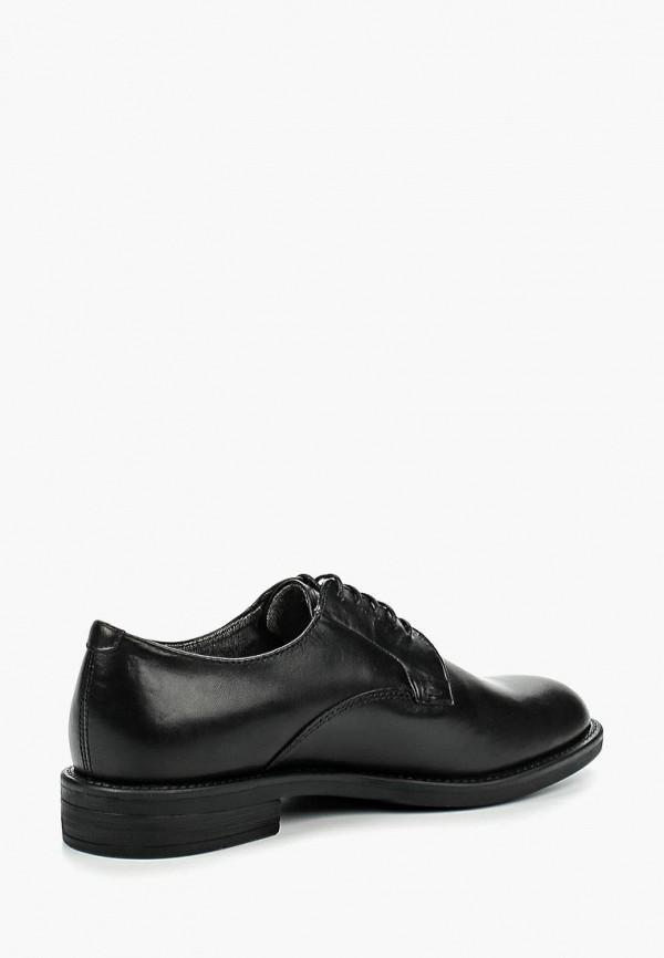 Фото 7 - женские ботинки и полуботинки Vagabond черного цвета