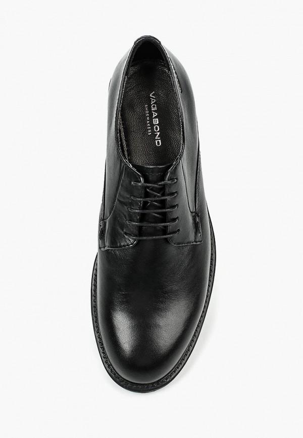 Фото 9 - женские ботинки и полуботинки Vagabond черного цвета