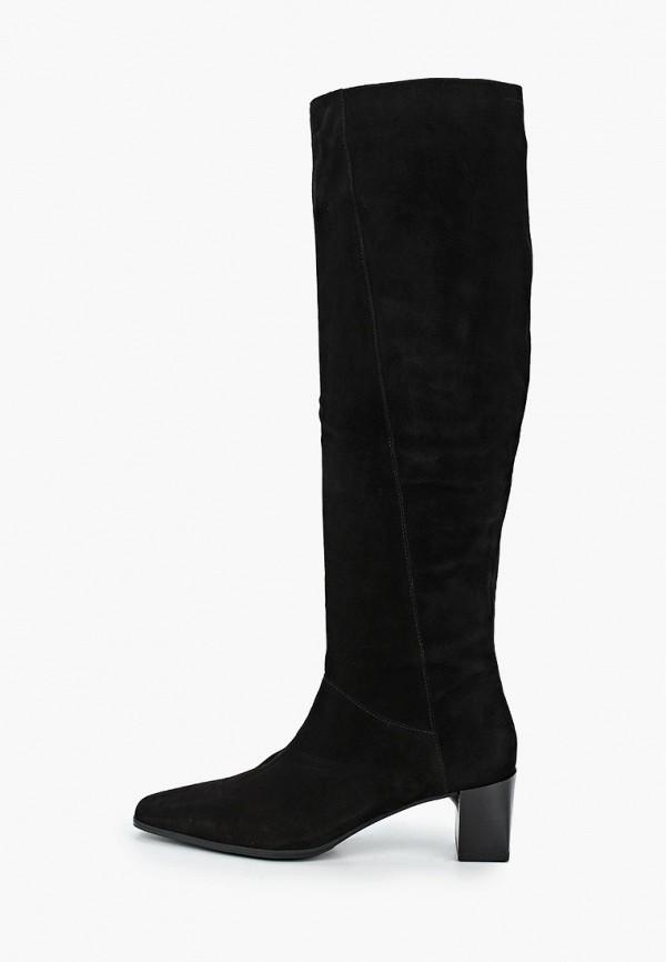 женские ботфорты vagabond, черные