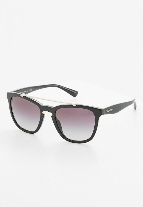 мужские солнцезащитные очки valentino, черные
