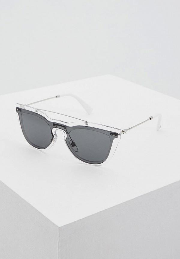 женские солнцезащитные очки valentino, серые