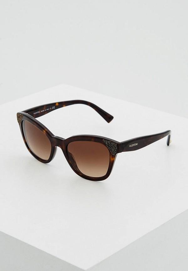 Очки солнцезащитные Valentino Valentino VA779DWSTI30 очки солнцезащитные valentino очки солнцезащитные