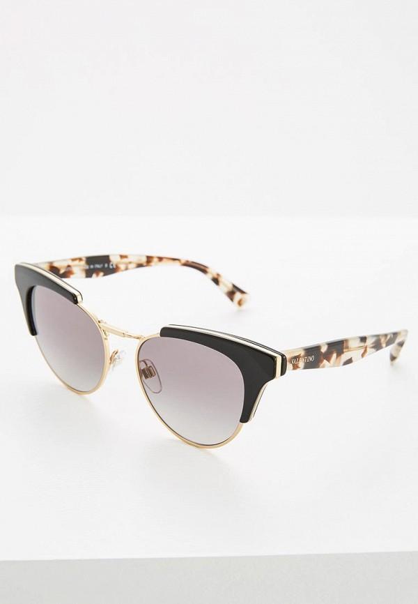 Очки солнцезащитные Valentino Valentino VA779DWZAX28 очки солнцезащитные valentino очки солнцезащитные