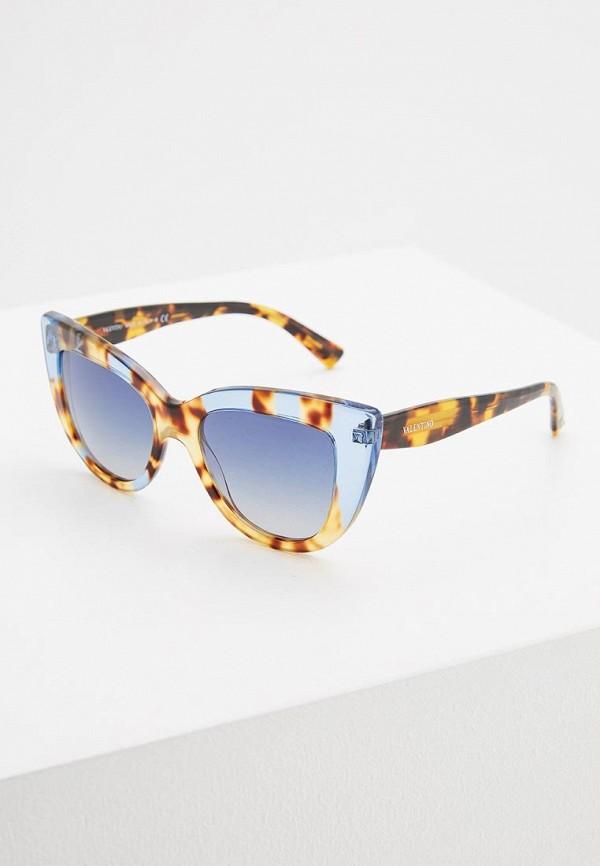Очки солнцезащитные Valentino Valentino VA779DWZAX31 очки солнцезащитные valentino очки солнцезащитные