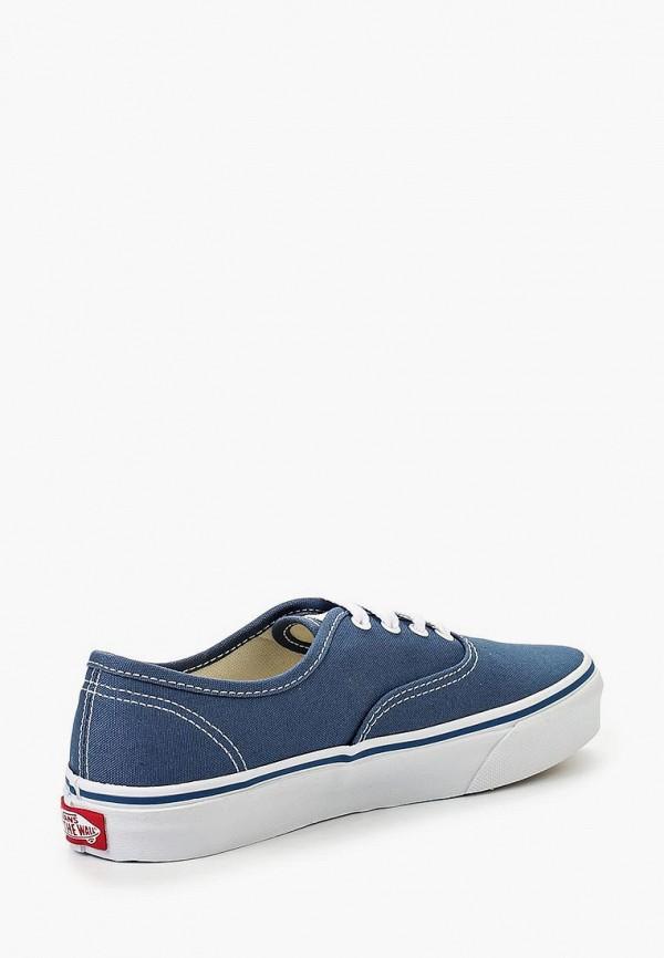 Фото 2 - Кеды Vans синего цвета