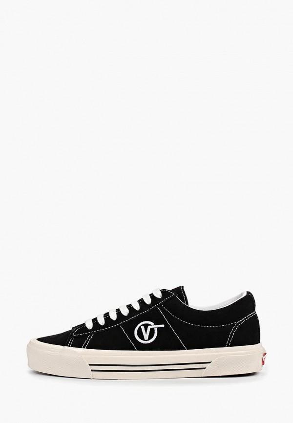 цена Кеды Vans Vans VA984AUGDMA8 онлайн в 2017 году