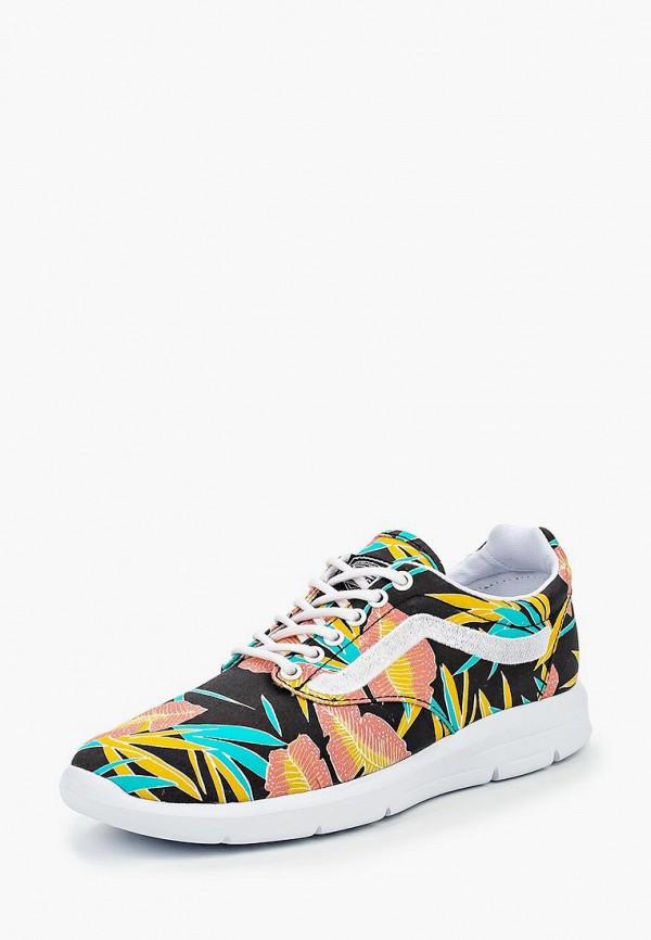 Фото - мужские кроссовки Vans разноцветного цвета