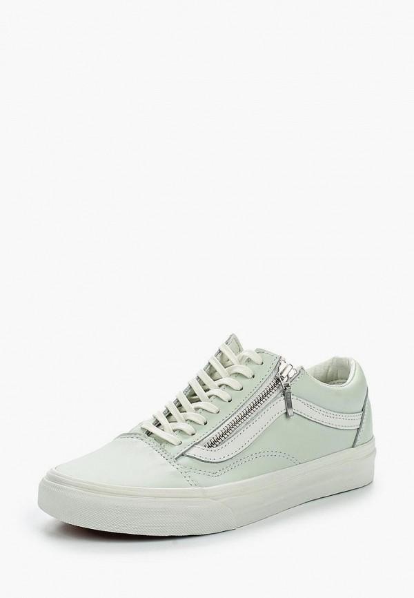 цена Кеды Vans Vans VA984AURCT43 онлайн в 2017 году