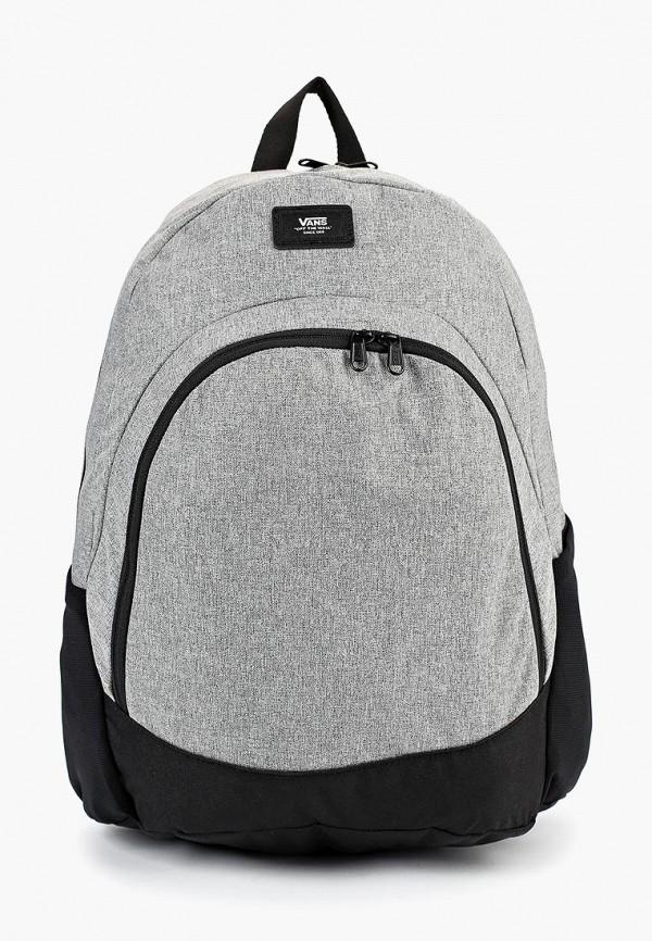 мужской рюкзак vans, серый