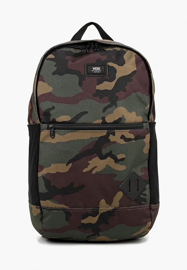 мужской рюкзак vans, хаки