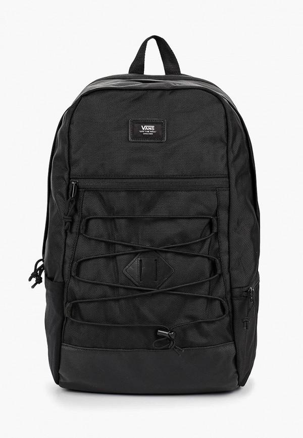мужской рюкзак vans, черный