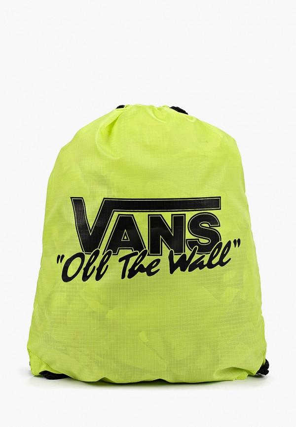 Фото - Мешок Vans Vans VA984BMGDAQ3 кеды мужские vans ua sk8 mid цвет белый va3wm3vp3 размер 9 5 43