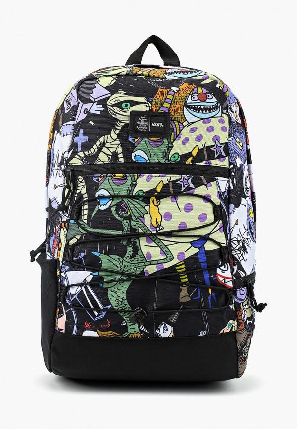мужской рюкзак vans, разноцветный
