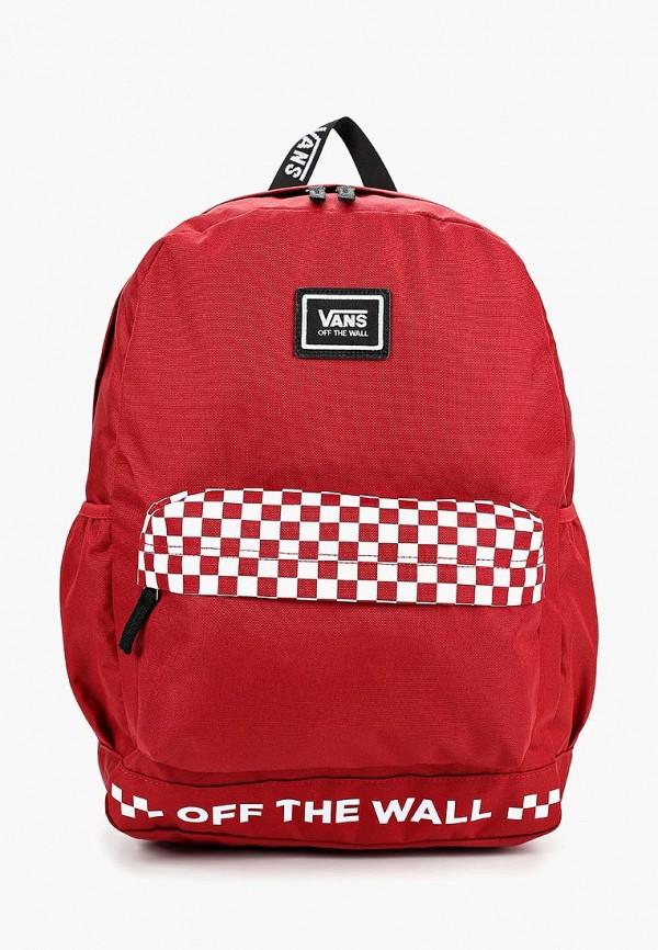 Рюкзак Vans Vans VA984BWCAHZ6 рюкзак vans vans va984buajwq2