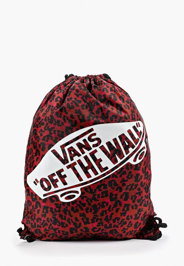 Фото - Мешок Vans Vans VA984BWGDAV4 кеды мужские vans ua sk8 mid цвет белый va3wm3vp3 размер 9 5 43