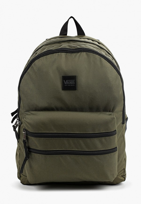 женский рюкзак vans, хаки