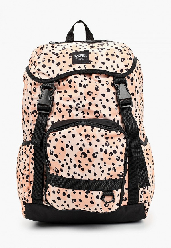 женский рюкзак vans, бежевый